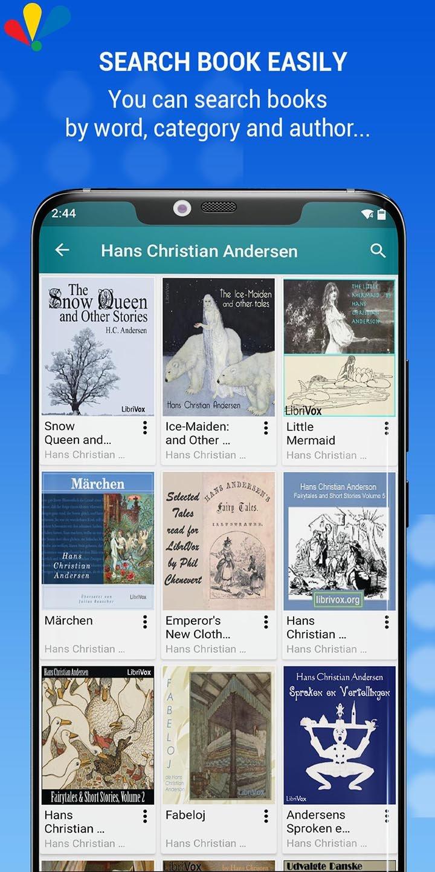 LibriVox AudioBooks screen 3