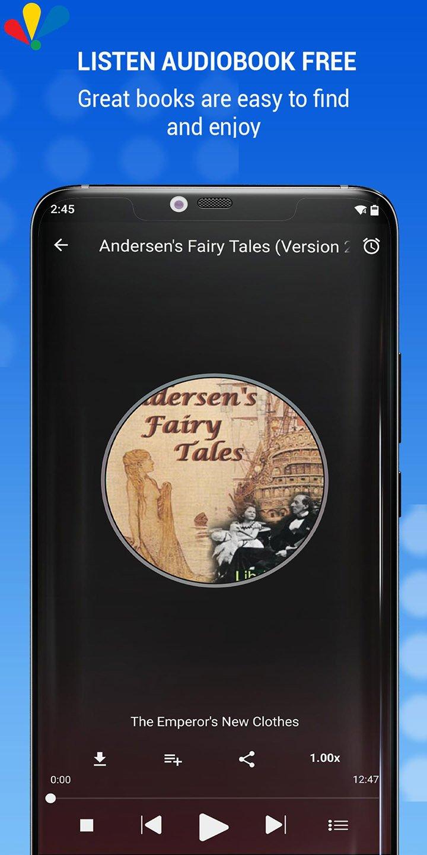 LibriVox AudioBooks screen 4