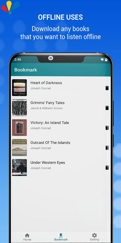 LibriVox AudioBooks screen 5
