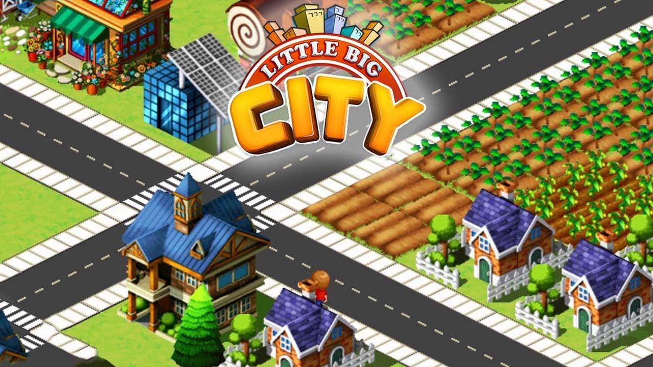 Little Big City poster