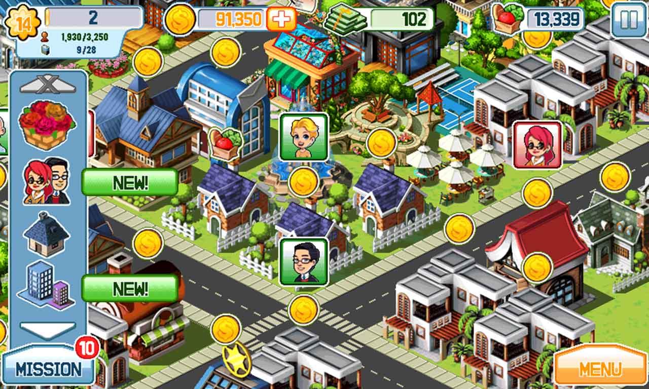 Little Big City screen 4