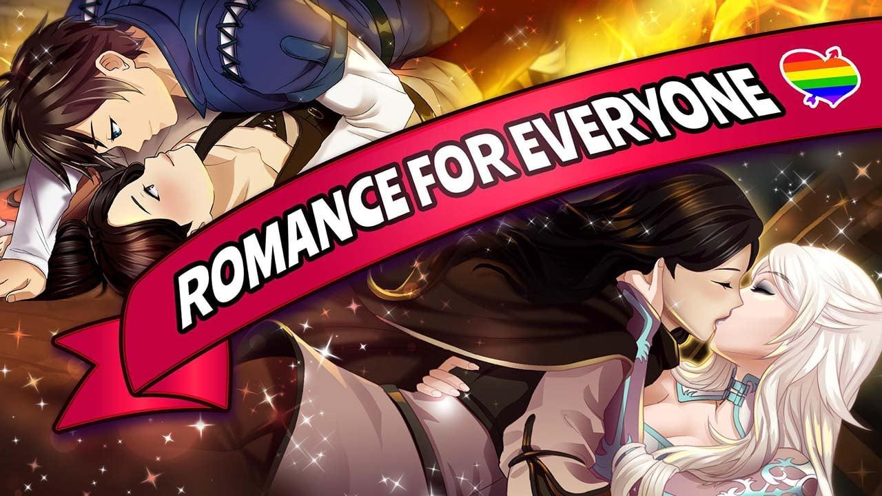 Lovestruck Choose Your Romance screen 0