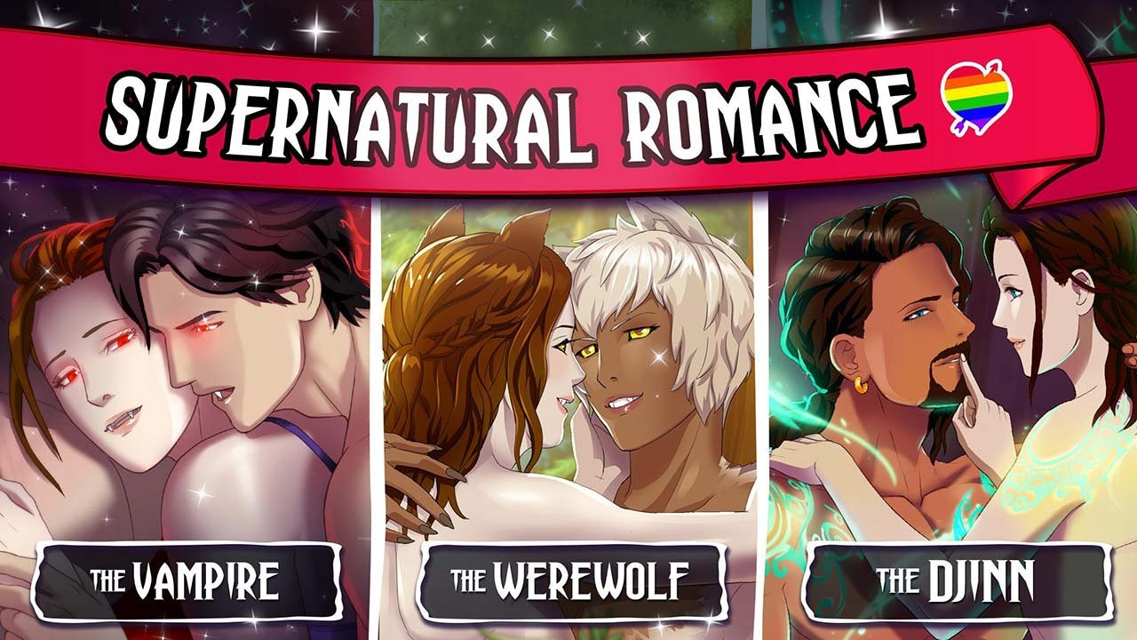 Lovestruck Choose Your Romance screen 1