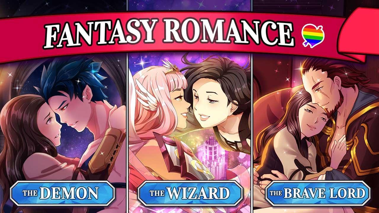 Lovestruck Choose Your Romance screen 3