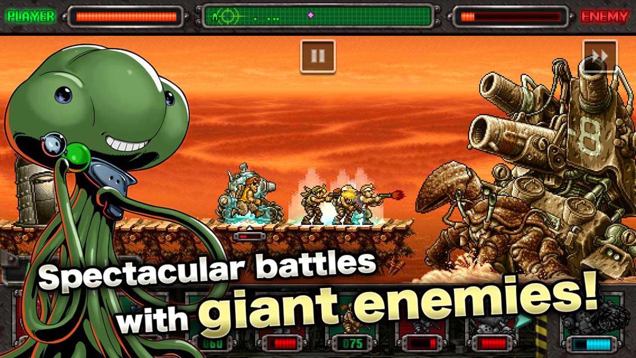 METAL SLUG DEFENSE screen 3