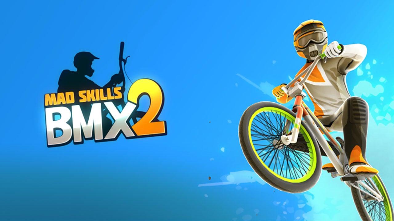 Mad Skills BMX 2 poster