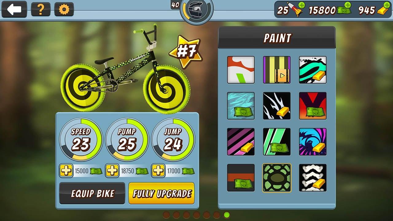 Mad Skills BMX 2 screen 3