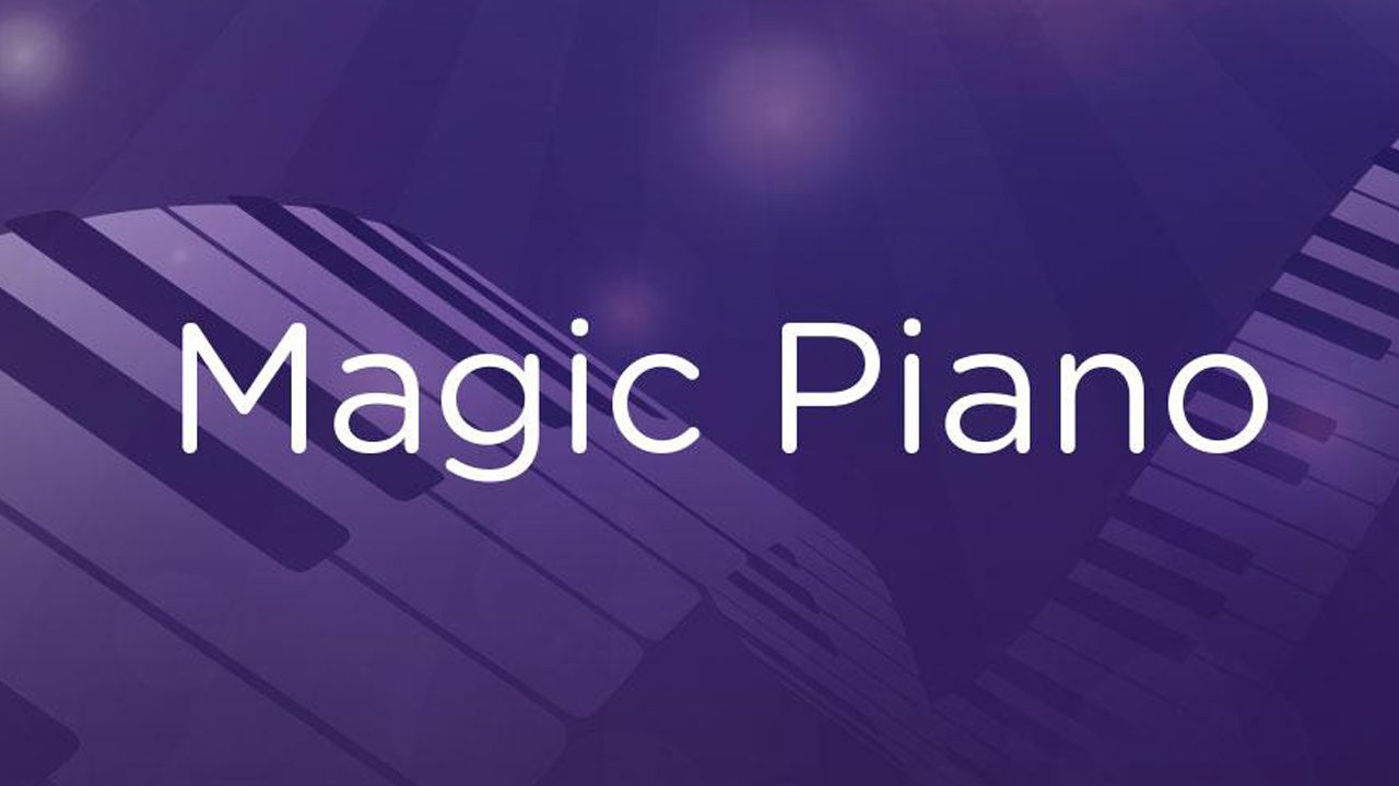 Magic Piano by Smule poster