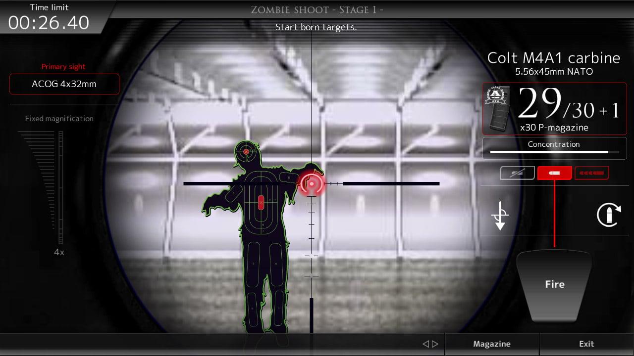 Magnum 30 Gun Custom Simulator screen 3