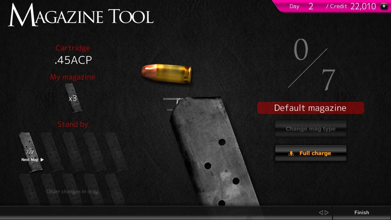 Magnum 30 Gun Custom Simulator screen 4