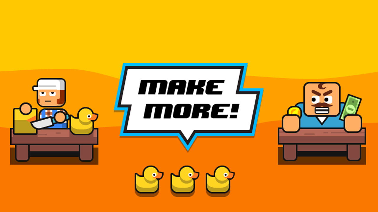 Make More poster