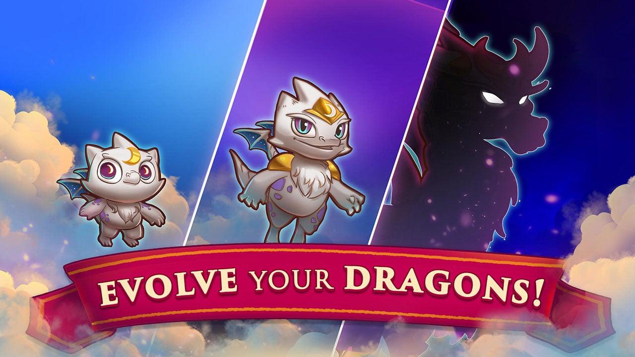 Merge Dragons screen 2