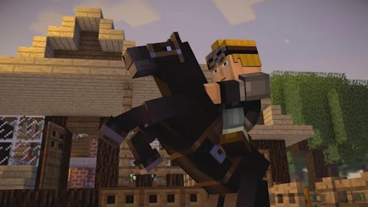 Minecraft Story Mode Season Two screen 2