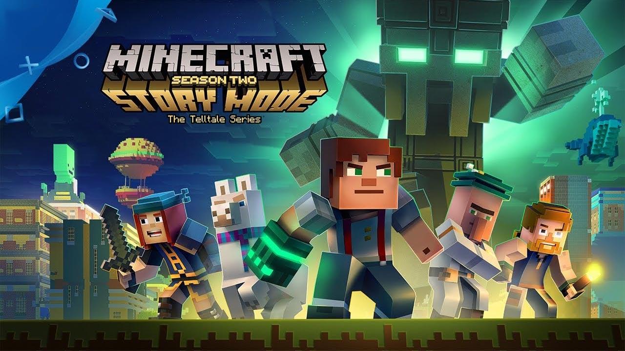 Minecraft Story Mode Mod
