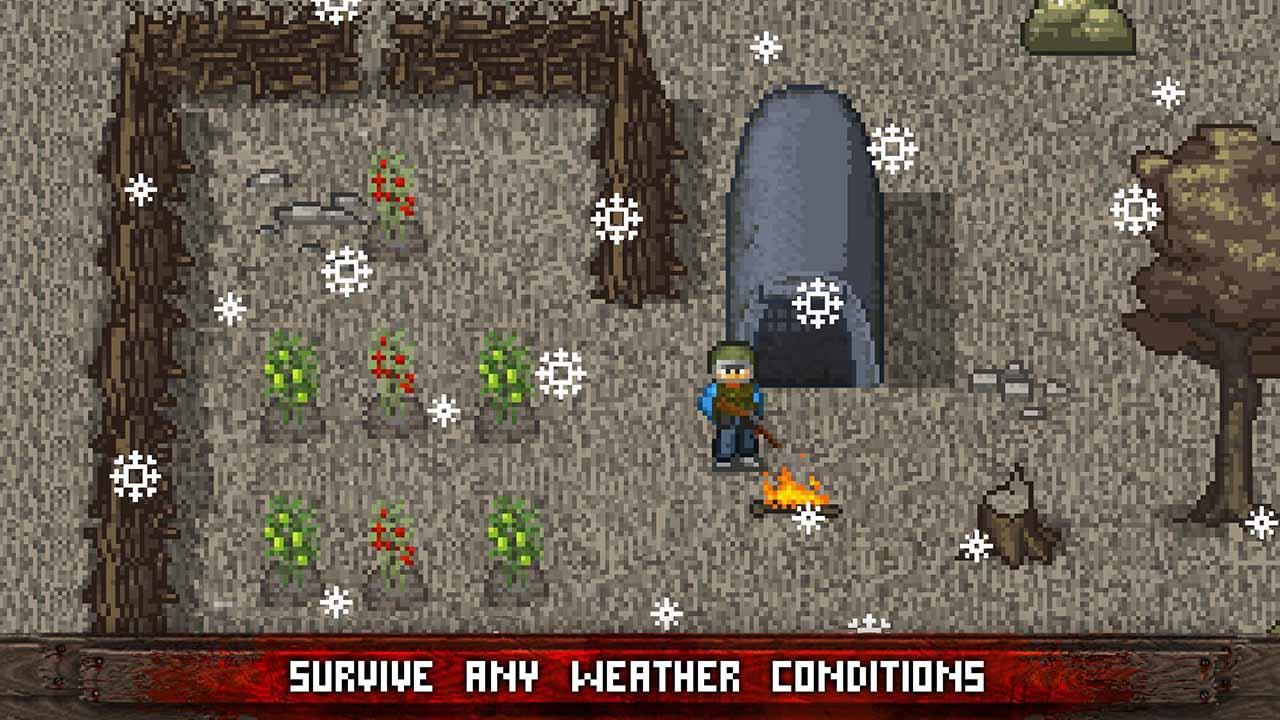 Mini DAYZ Zombie Survival screen 2