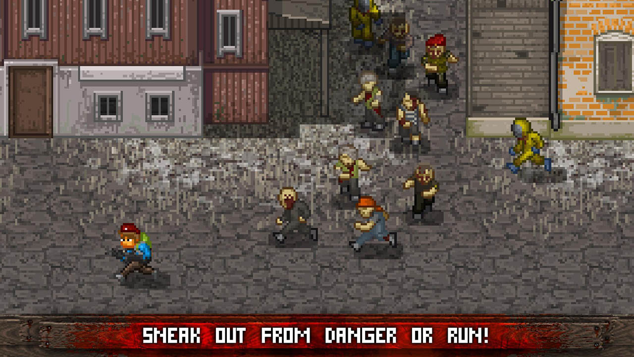 Mini DAYZ Zombie Survival screen 3