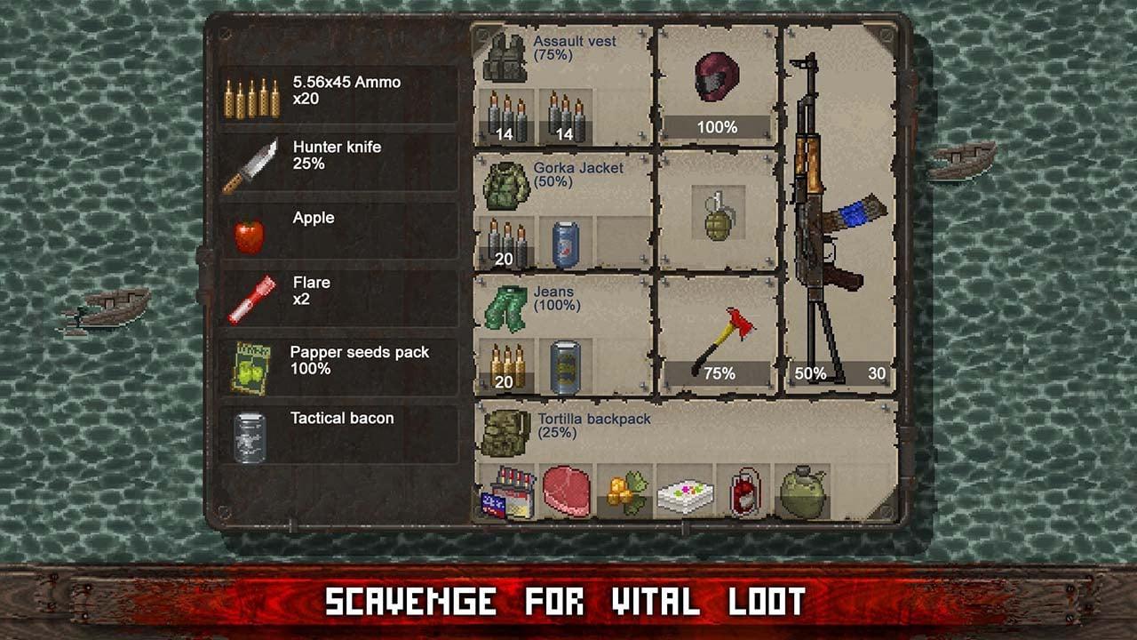 Mini DAYZ Zombie Survival screen 4
