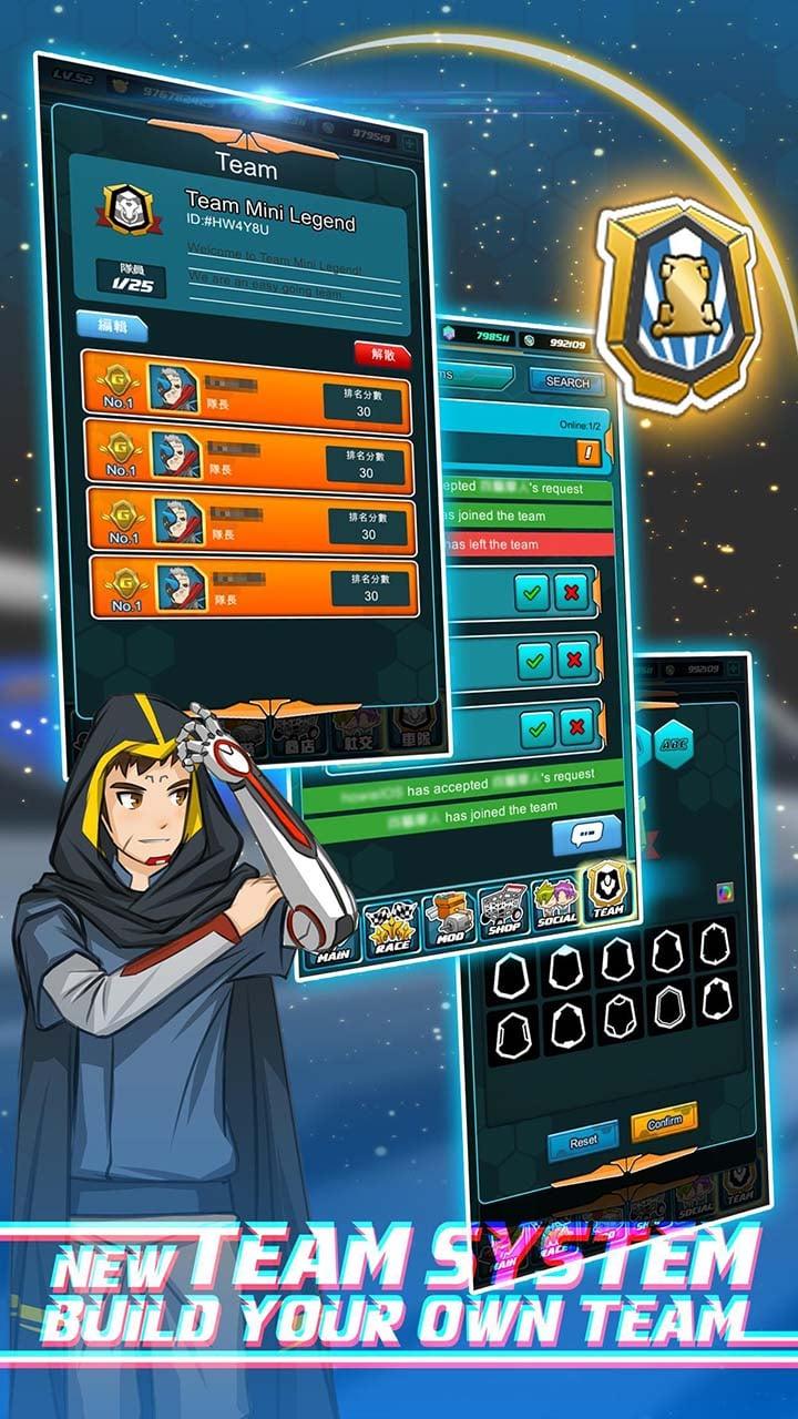 Mini Legend screen 3