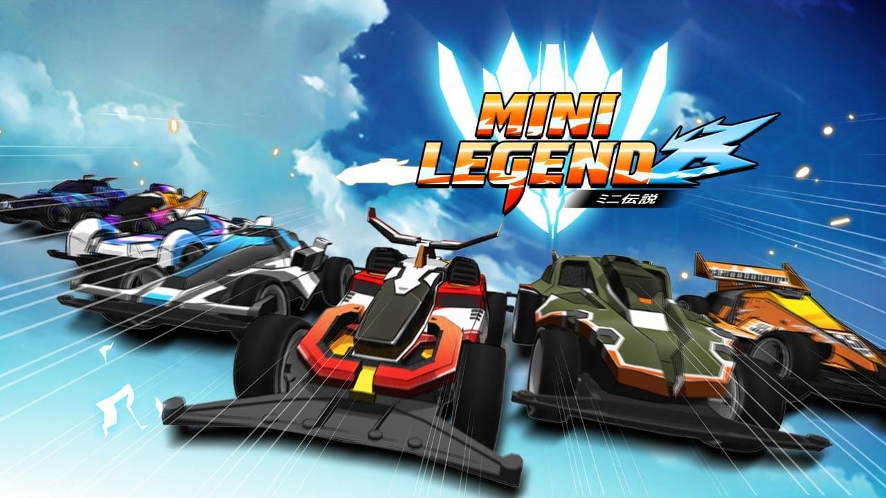 Mini Legend poster