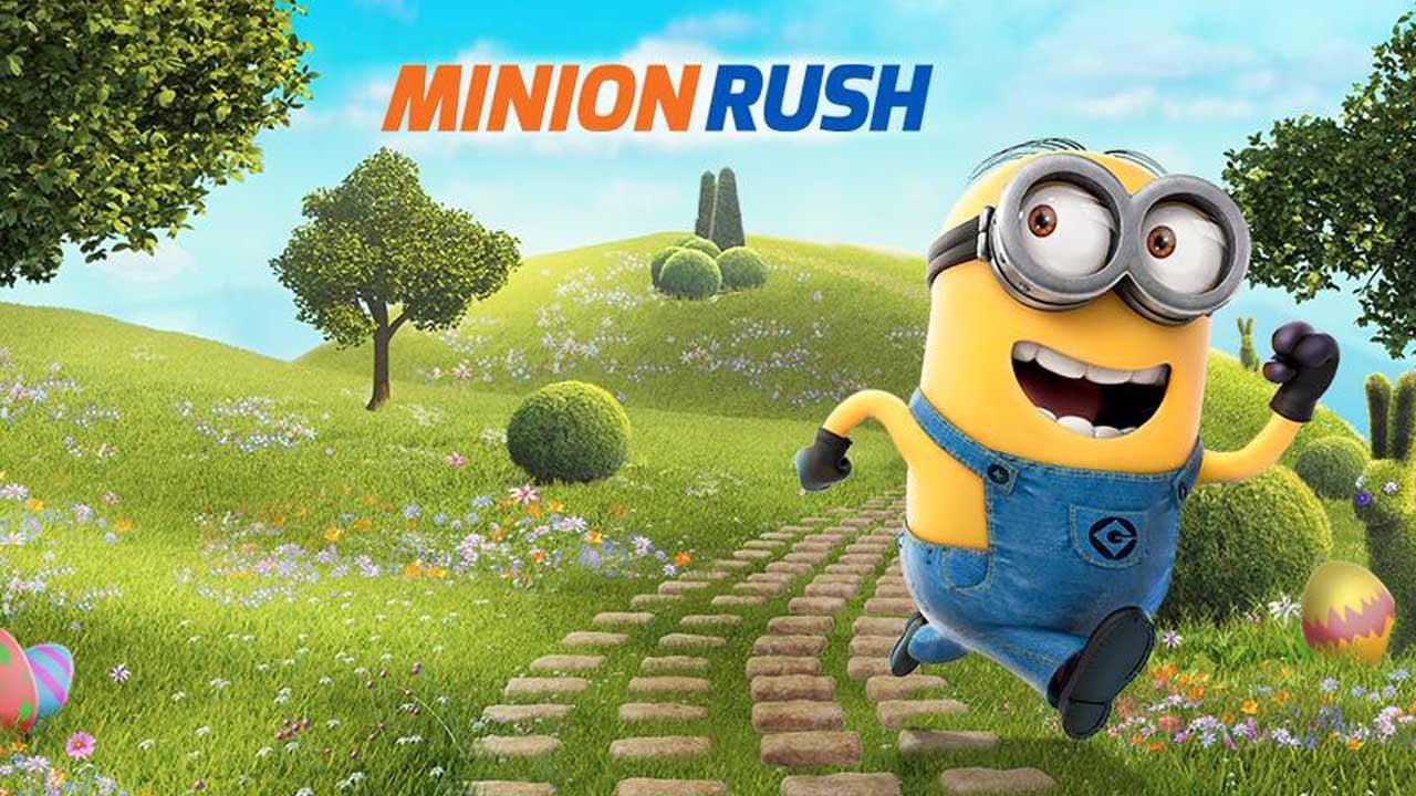 Minion Rush poster