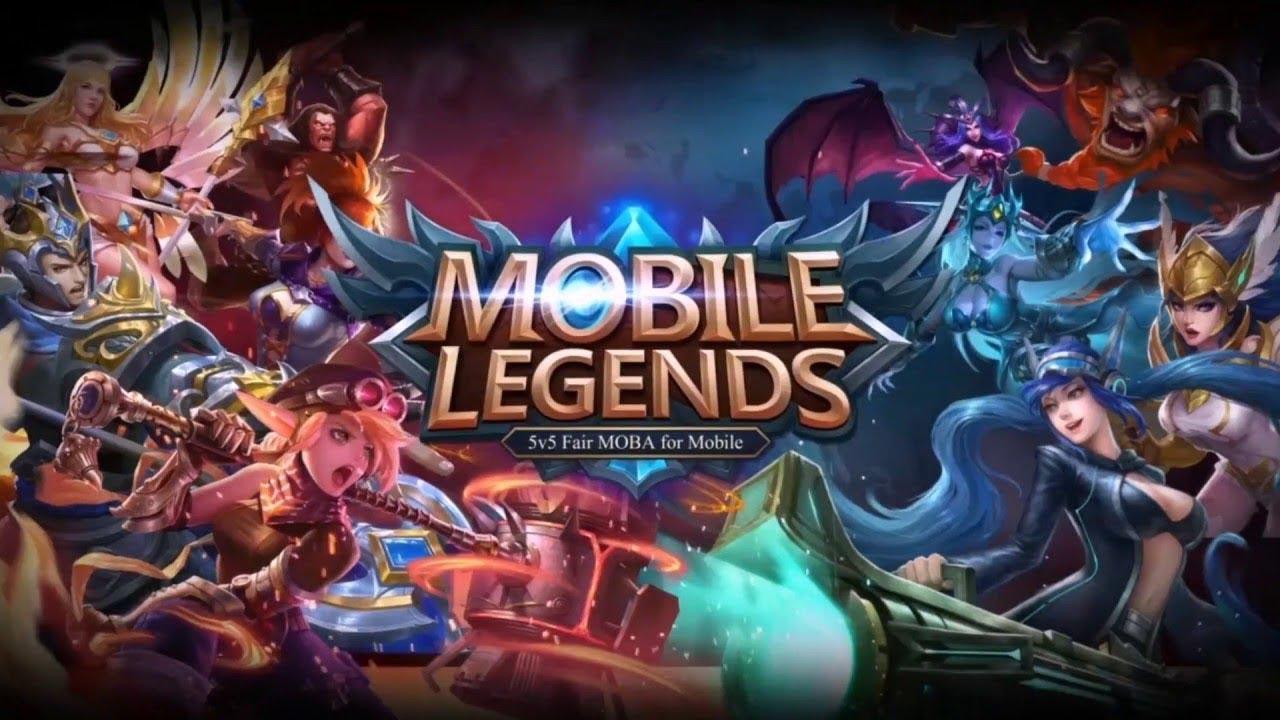 Mobile Legends Bang Bang poster