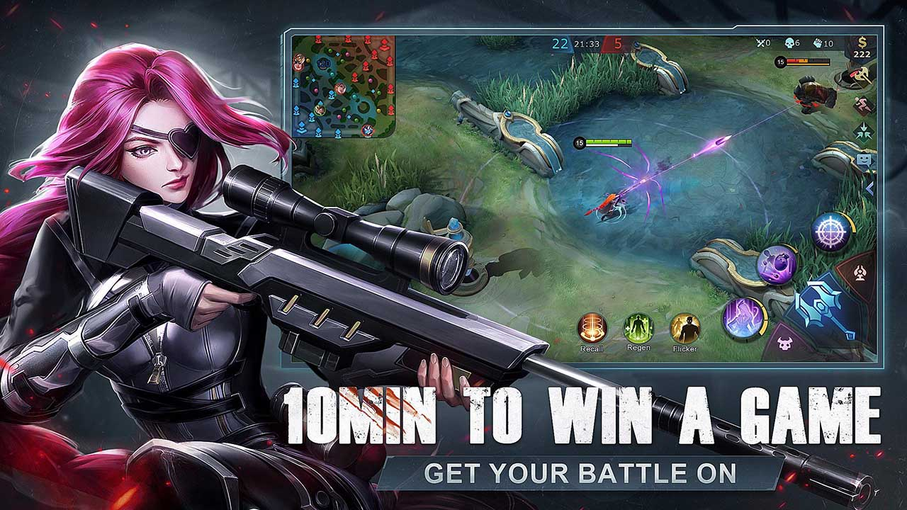 Mobile Legends Bang Bang screen 3