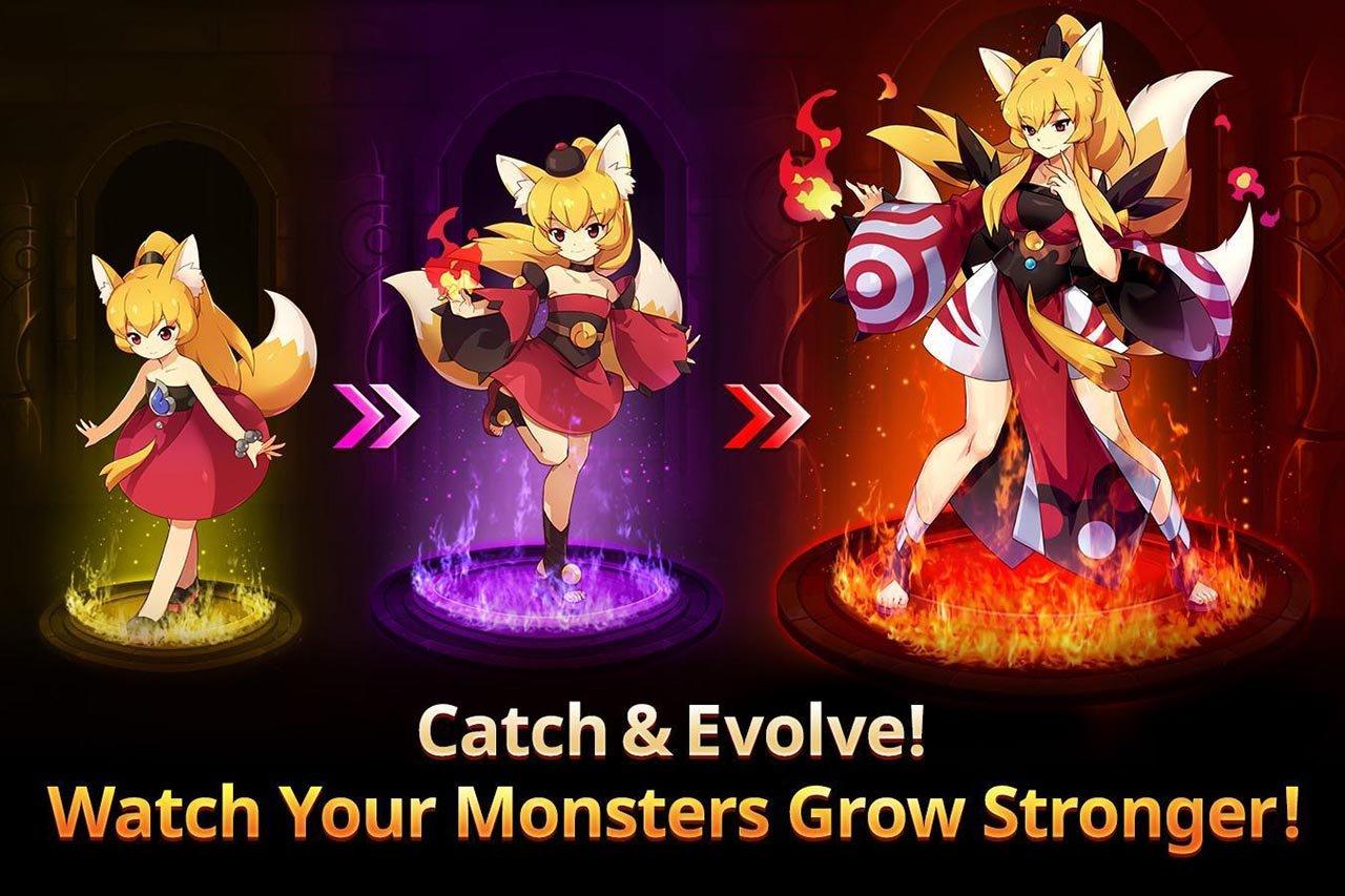 Monster Super League screen 3