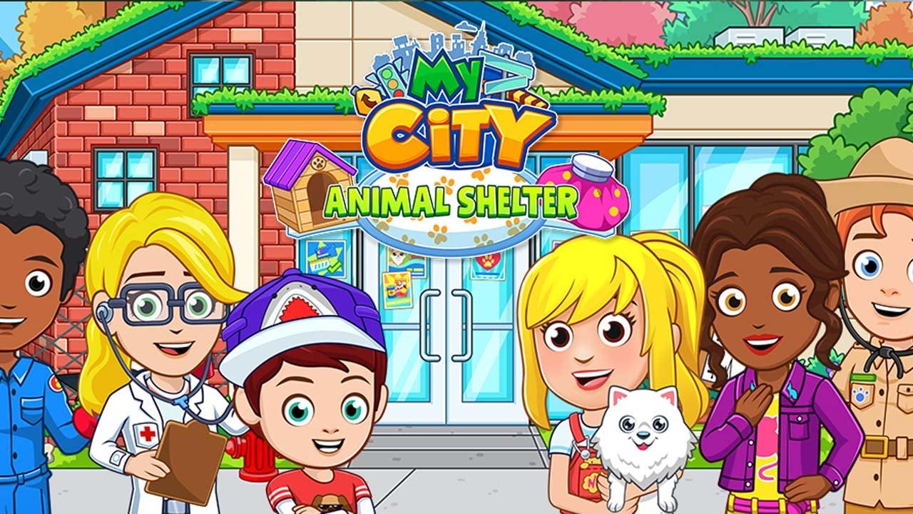 My City Animal Shelter poster