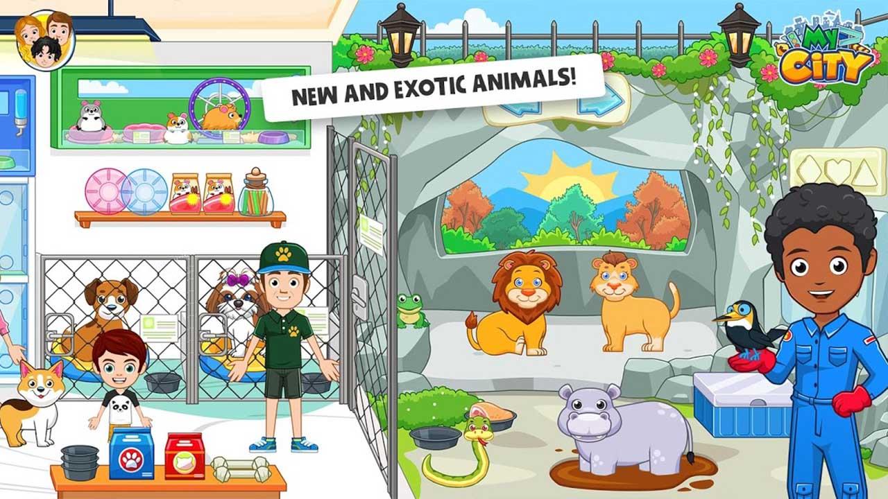 My City Animal Shelter screen 2