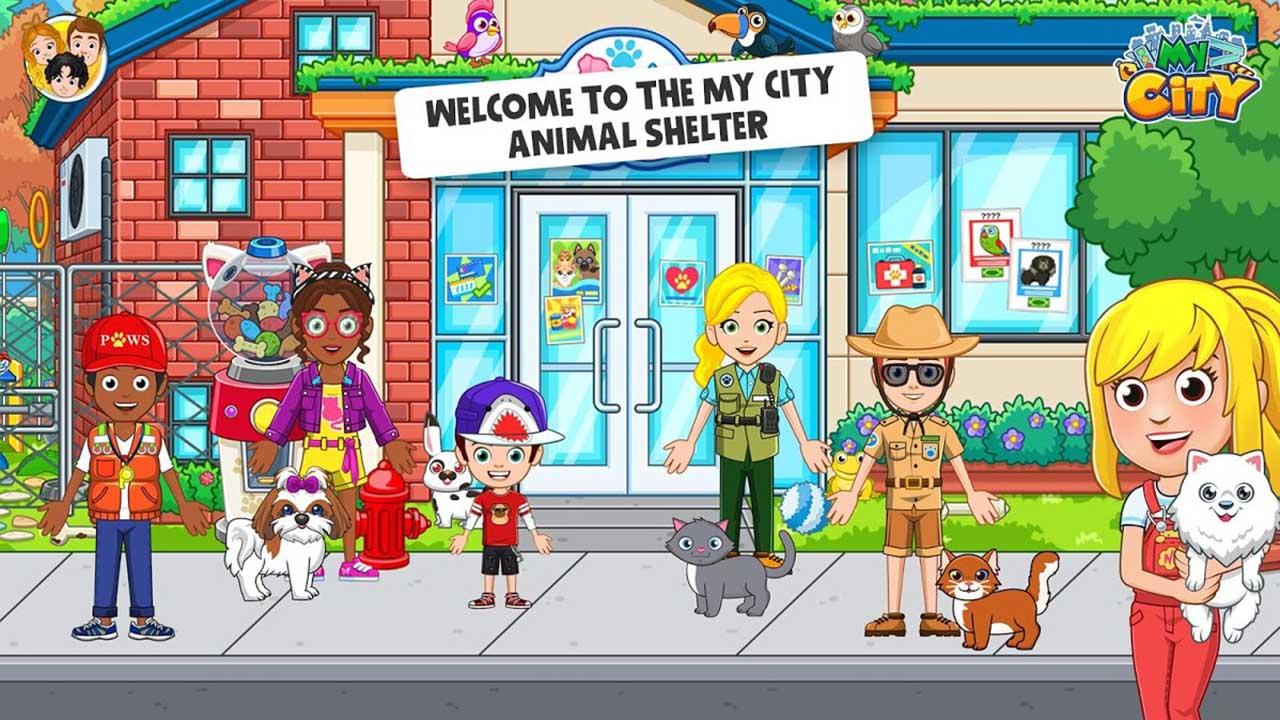 My City Animal Shelter screen 3