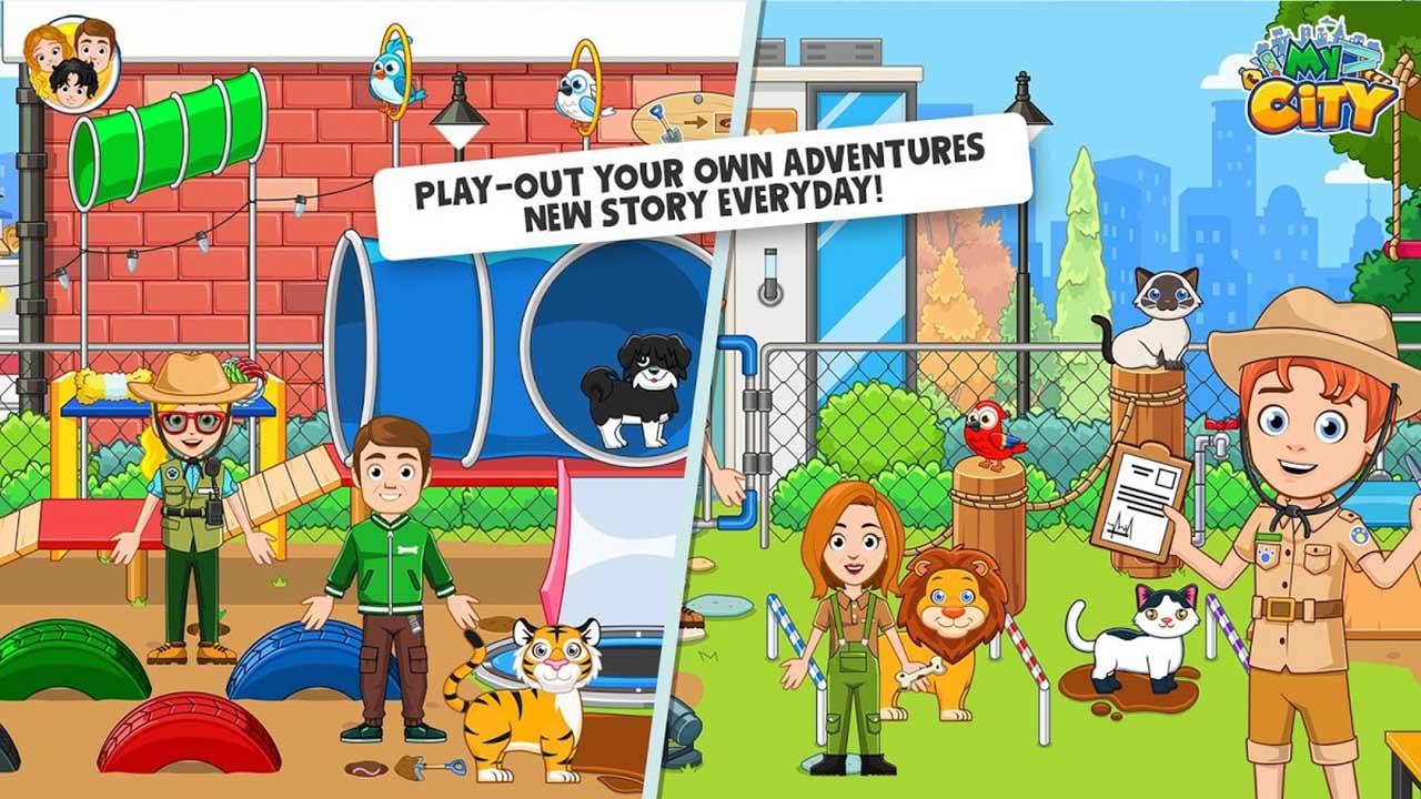 My City Animal Shelter screen 4