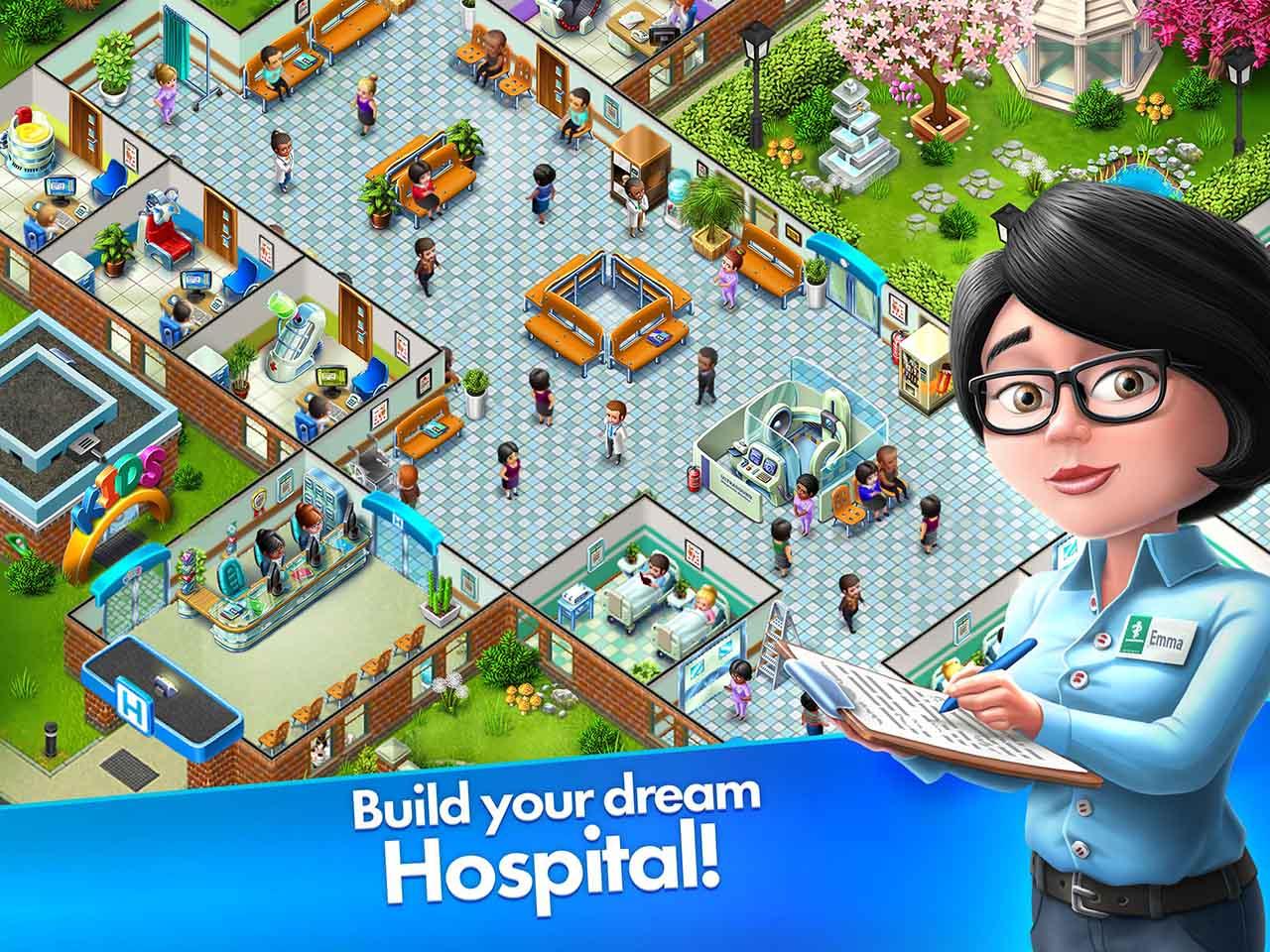 My Hospital screen 6