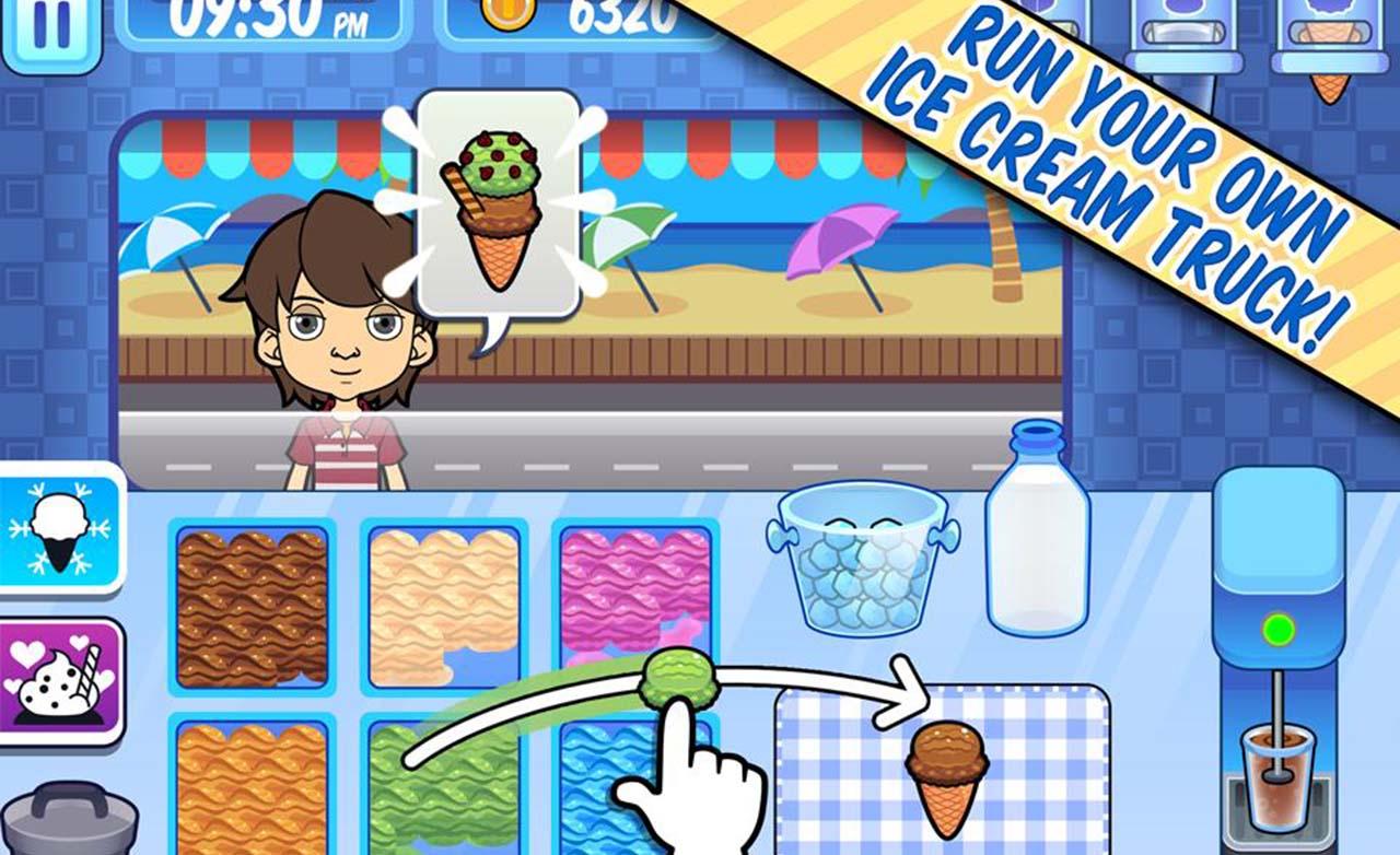 My Ice Cream Truck screen 1