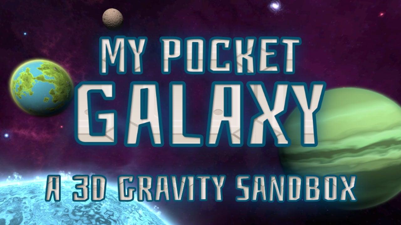 My Pocket Galaxy poster
