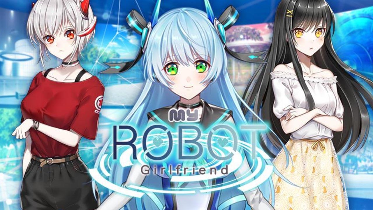 My Robot Girlfriend poster