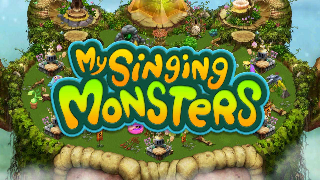 My Singing Monsters poster