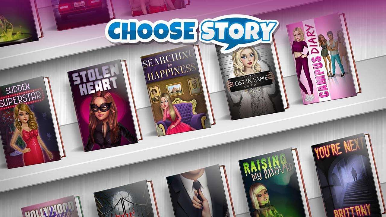My Story Choose Your Own Path screen 3