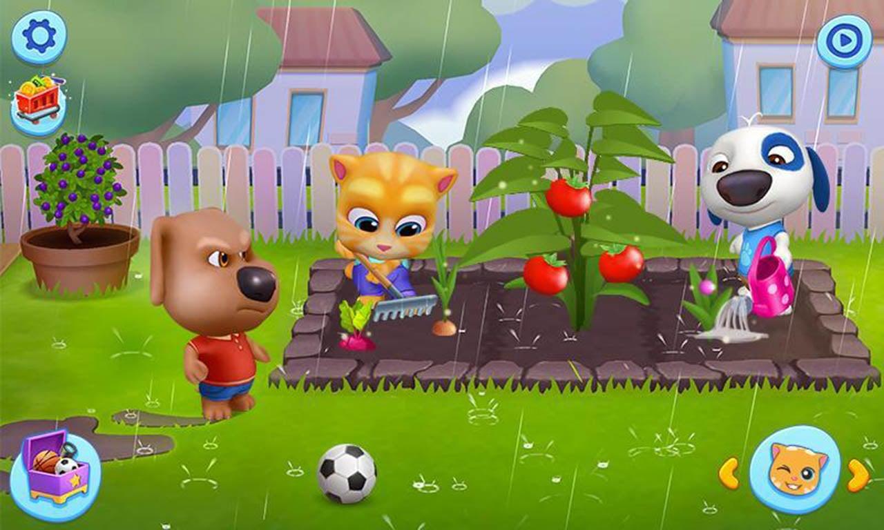 My Talking Tom Friends screen 2