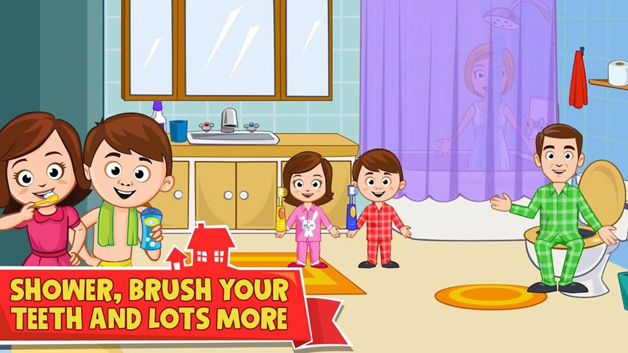 My Town Home DollHouse screen 4