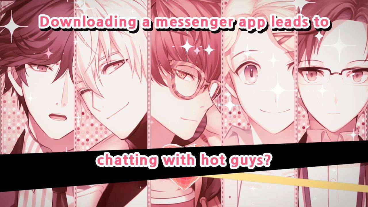 Mystic Messenger screen 0