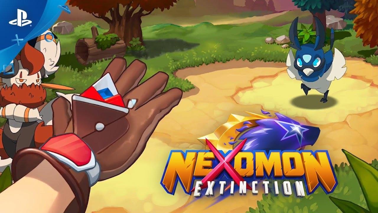 Nexomon poster