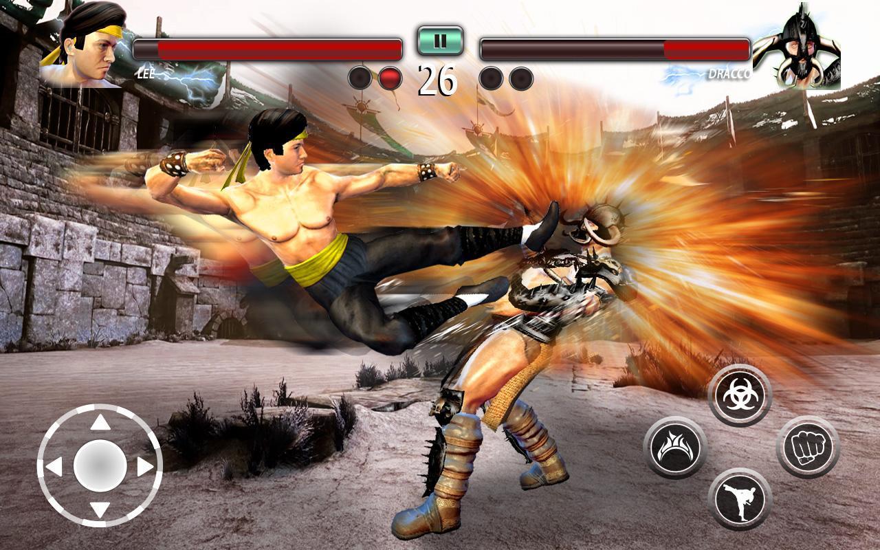 Ninja Games Fighting Club Legacy screen 2