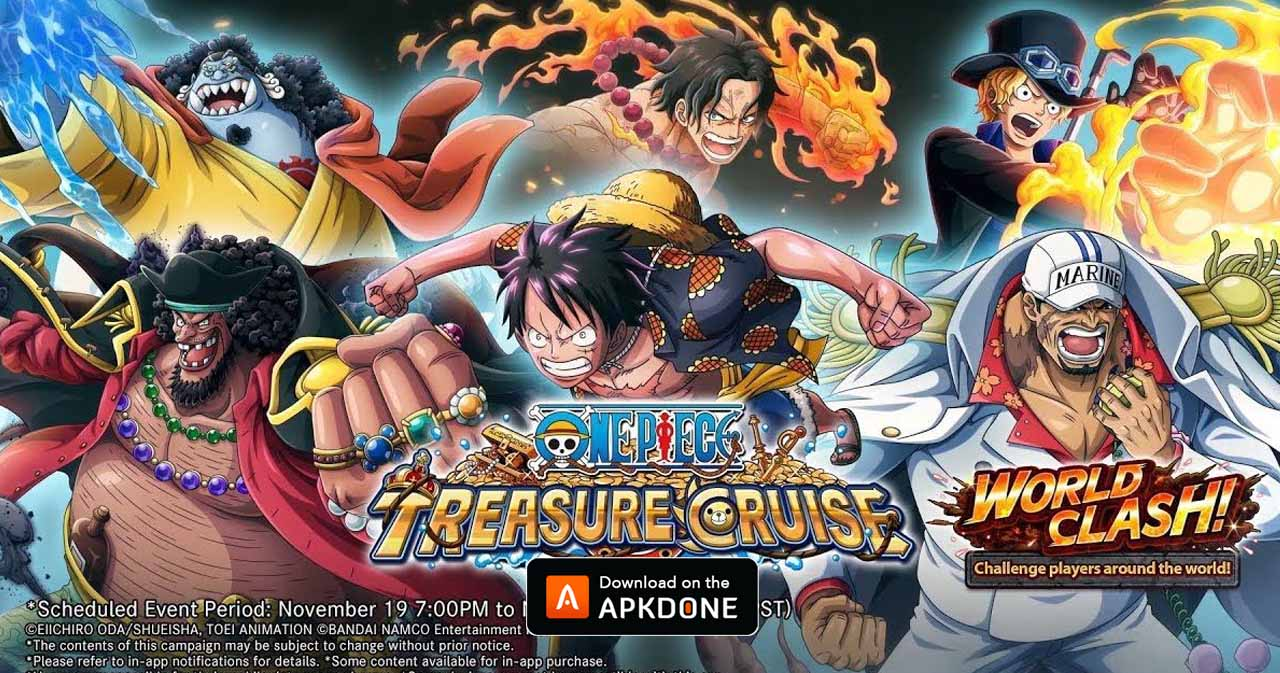 Scarica One Piece APK per Android