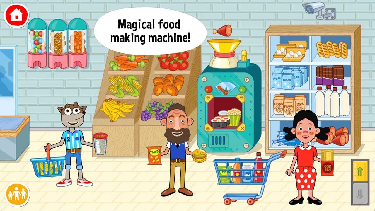 Pepi Super Stores screen 1
