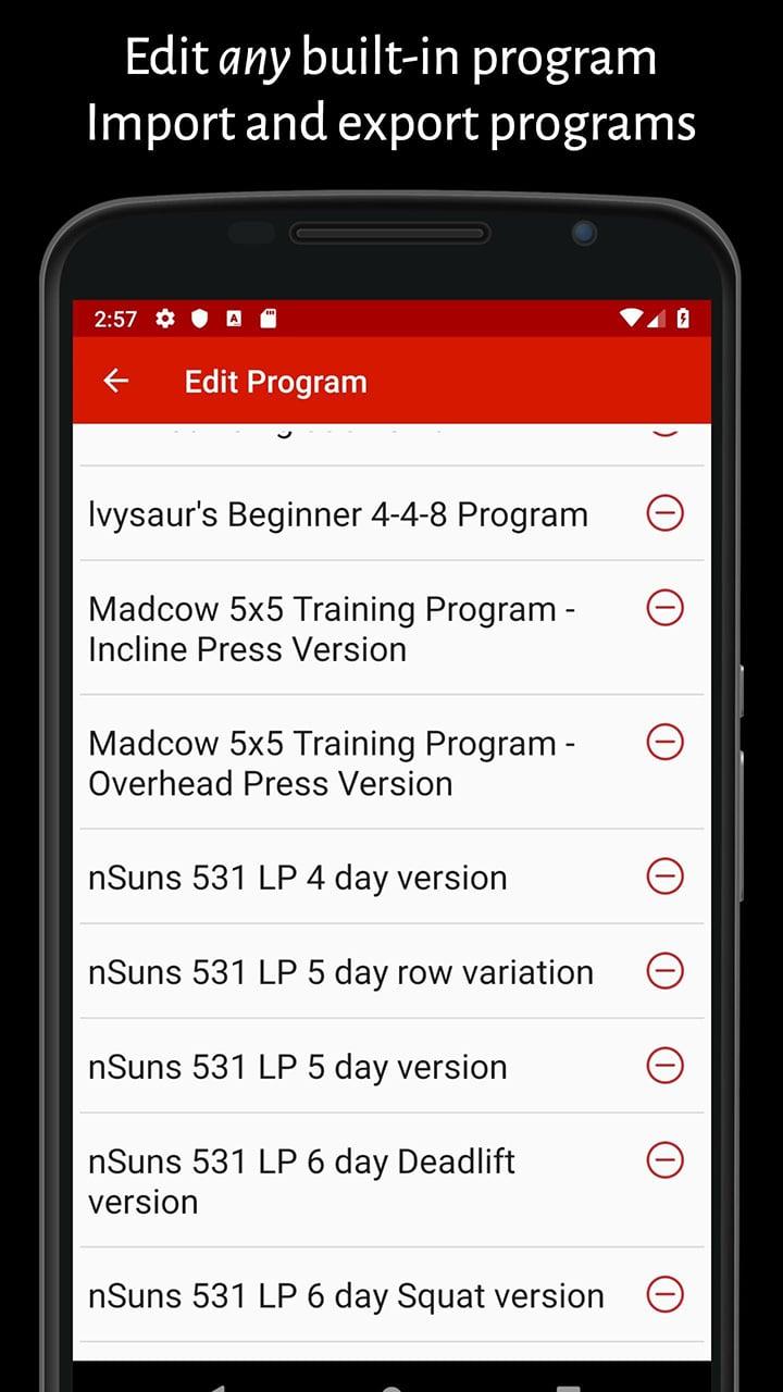 Personal Training Coach screen 3