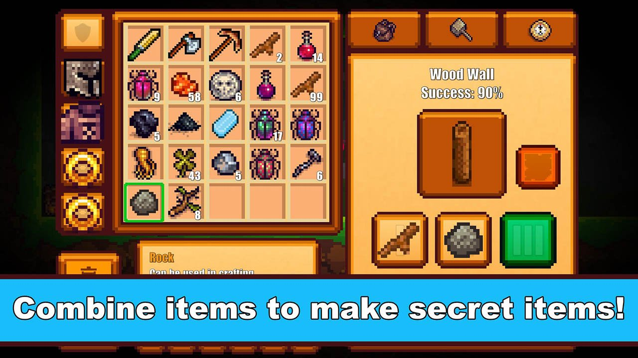 Pixel Survival Game 2 Screen 3