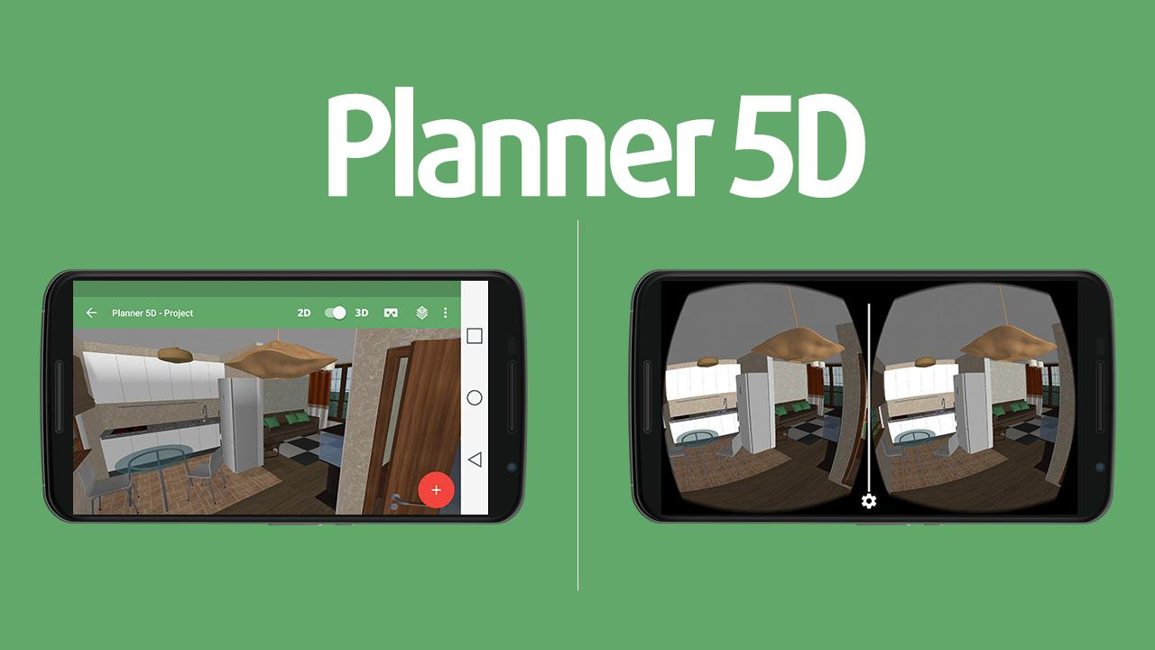 Planner 5D poster