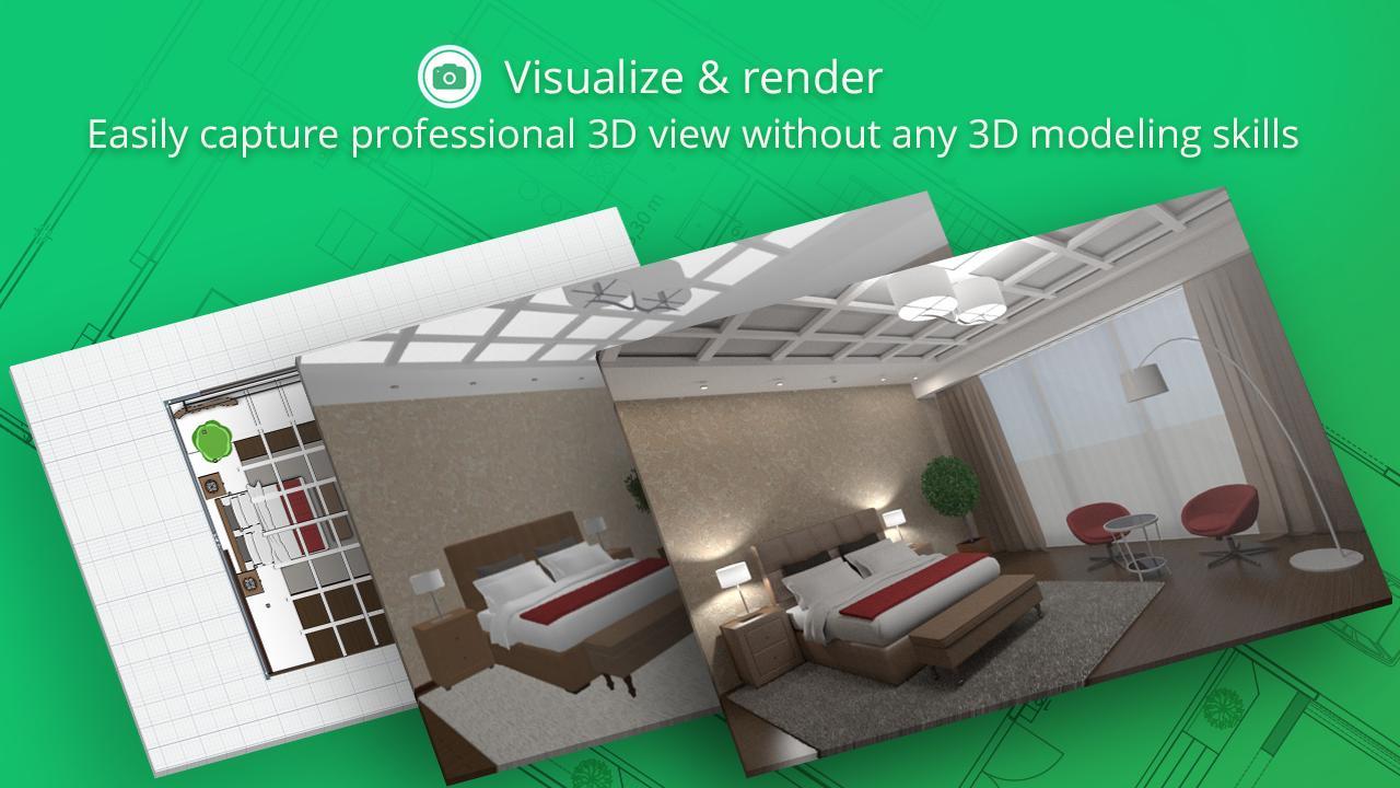 Planner 5D screen 4