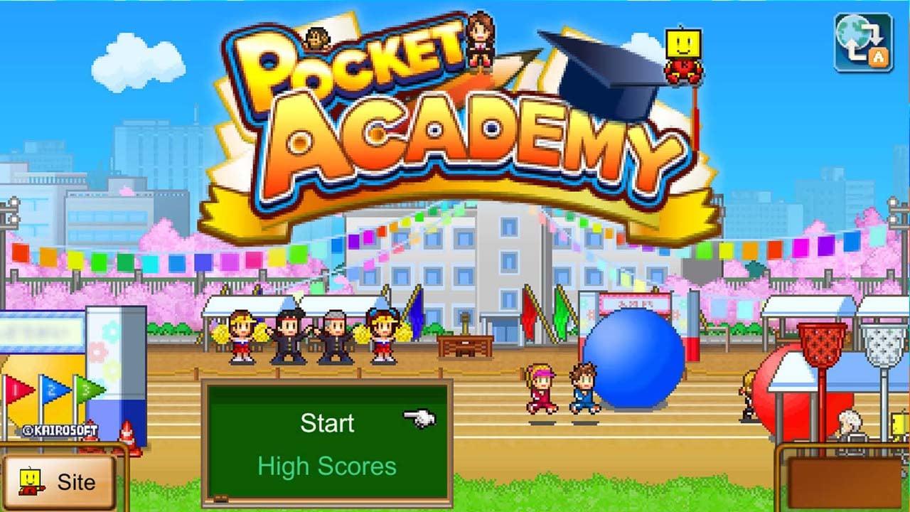 Pocket Academy poster