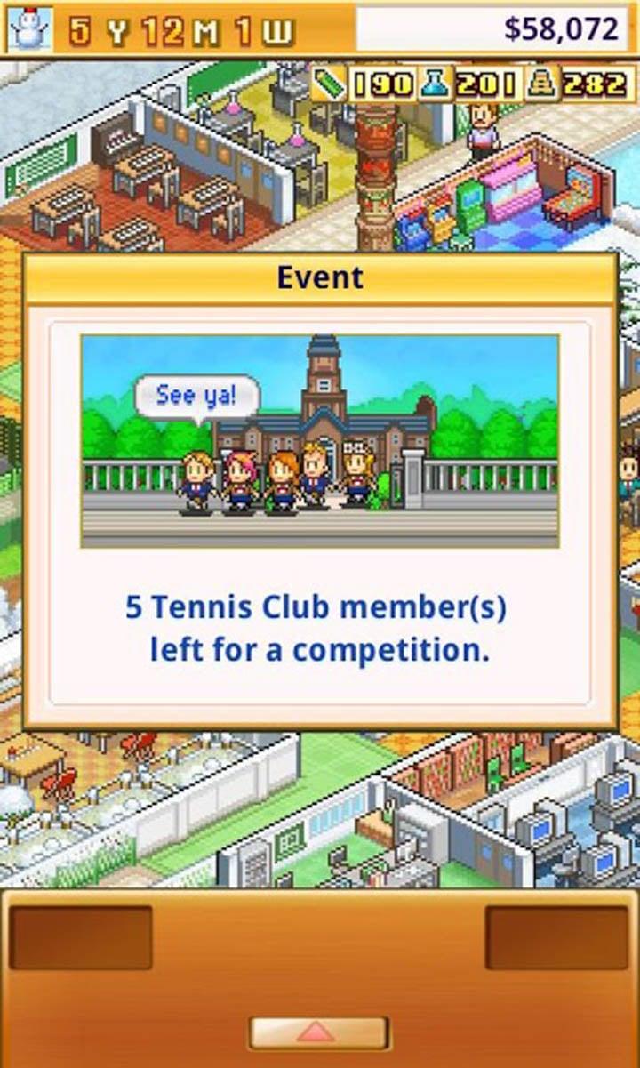 Pocket Academy screen 1